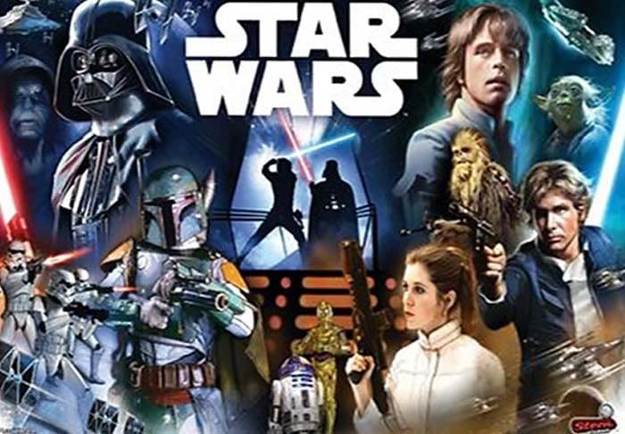 Star Wars Pro flipperi